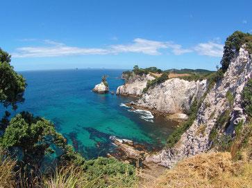 - Rando à Hahei - Nouvelle-Zélande -