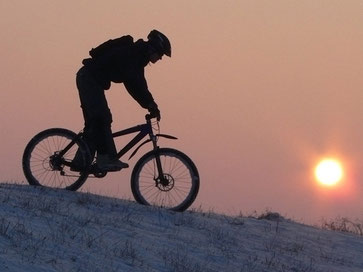Radtouren in herrlicher Landschaft