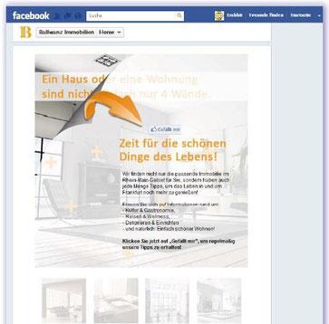 Fallstudie - Social Media Auftritt in Facebook