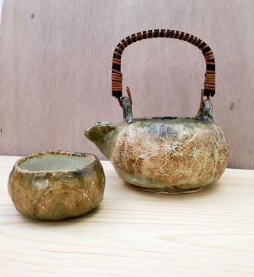 Orimari cerámica japonesa