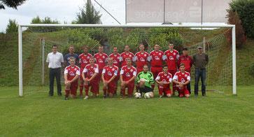 Meistermannschaft D-Liga Saar SG Freudenburg II