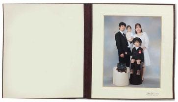 家族写真 1ポーズ