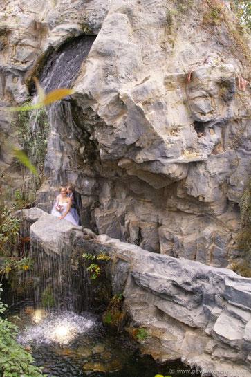 Hochzeit Wasserfall