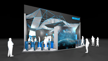 MESSE | WANZL MESSESTAND DESIGN