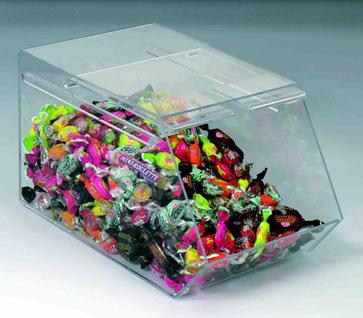 Boîte à friandises avec couvercle 9408013, FMU GmbH, Accessoires de vente