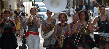 Wonder Brass Band