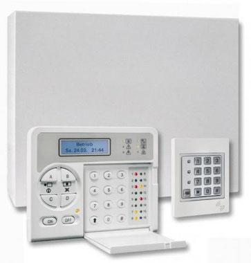 ABI Sicherheitssysteme Zentrale Bedienteil