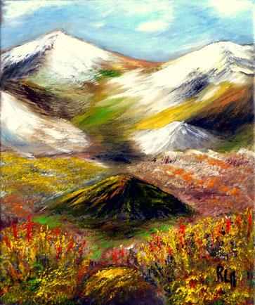 """""""Le passage de la vallée fleurie..."""" RLM"""