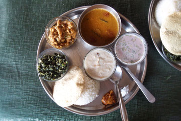 Thali - South Indian Speciality