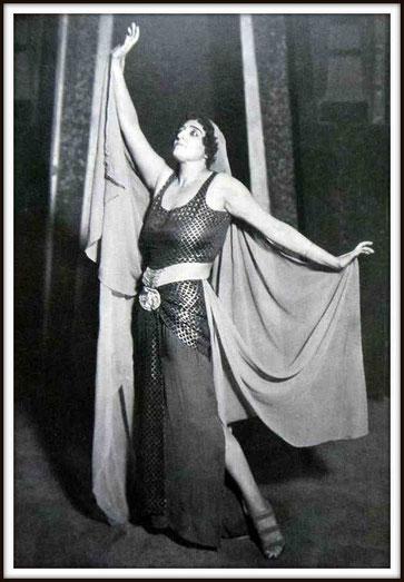 Verdi AIDA - San Francisco 1925 o 1926