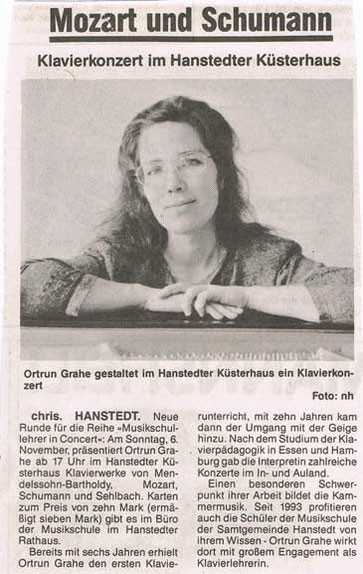 Nordheide Wochenblatt 05.11.1994