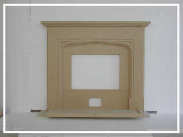 fireplace facings & stairs