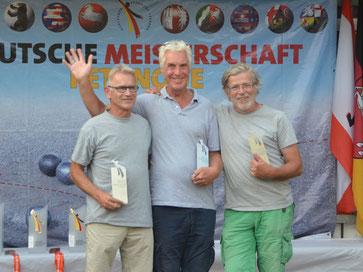 Paderborner Team Triplette 55+