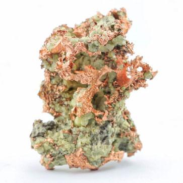 Dekorative Mineralien