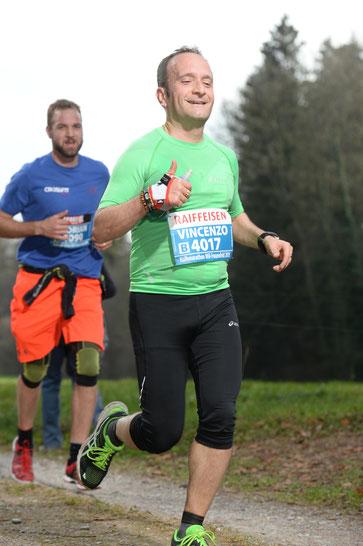 Vincenzo Cataldo, Wil - Frauenfeld, Halbmarathon 2015