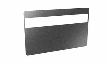 Codierte Karten mit Magnetstreifen individuell bedruckt