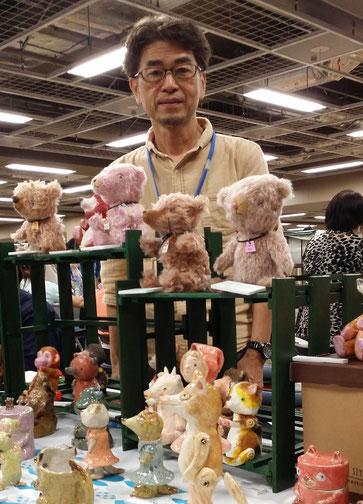 i-ppo たおか 田岡正臣 ハンドメイド作家 人形作家
