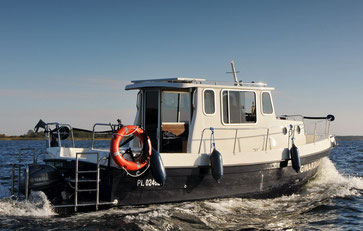 Hausboot MARIM 23 OUTBOARD Masuren Polen