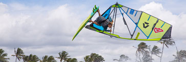 revendeur voiles windsurf Guadeloupe