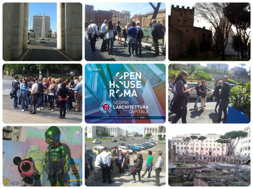 La terza edizione di Open House Roma è arrivata