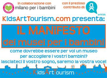 KAT Manifesto dei musei per i bambini