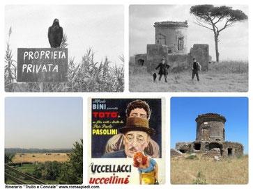 Roma a piedi - Itinerari turistici Roma