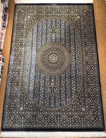 QUMsilk ドザールサイズ 約200x155cm ARSALANI工房