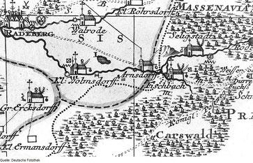 Bid: Teichler Seeligstadt Karswald Arnsdorf
