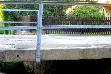 Bild: Teichler Seeligstadt Brücke 1818