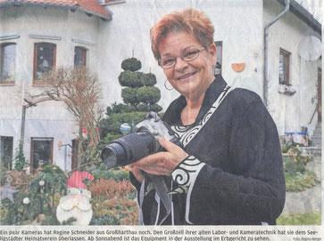 Bild: Teichler Presse Seeligstadt Heimatverein 2014