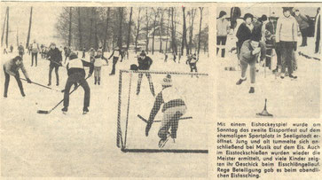 Bild: Teichler Seeligstadt Chronik 1983