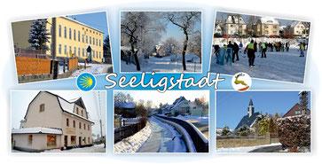 Bild: Teichler Seeligstadt Postkarte