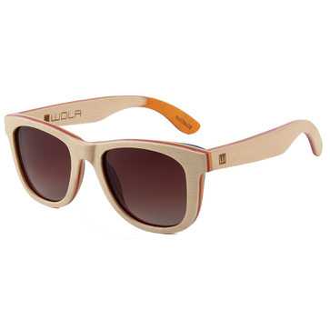 Holz Sonnenbrille Rosenholz