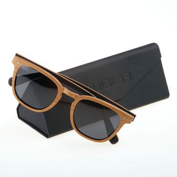 Holz Sonnenbrille Bambus