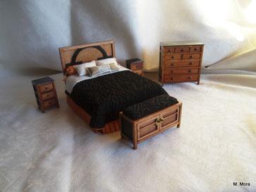 Muebles 1 matilde mora miniaturas para casas de mu ecas for Muebles sayez barbera
