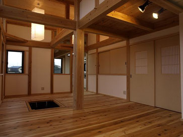鎌倉・湘南で自然素材の家・パッシブ設計の注文住宅