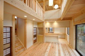 神奈川県で自然素材を使ったパッシブデザインの注文住宅