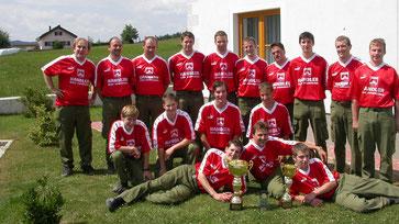 Gruppenfoto 2004