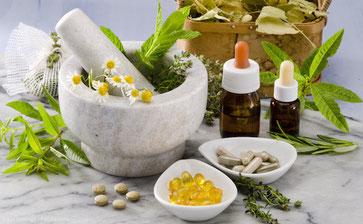 Phytotherapie: Heilen mit Pflanzen in der Zahnarztpraxis Dr. Steffen Balz in Backnang