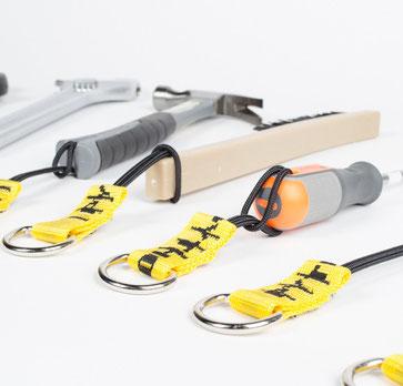 Python Safety D-Ring Cord für Werkzeuge bis 2,27 kg