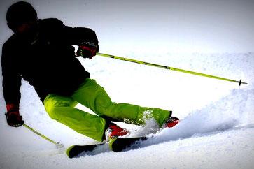 Skifahren - Langlaufen - Schlittenfahren