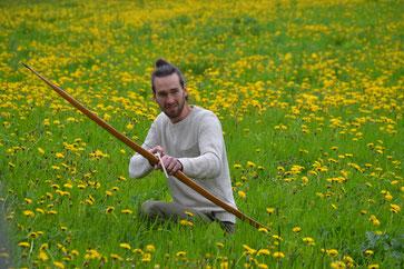 Bogenschießen Südtirol Samuel Röck