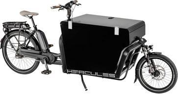 Hercules Cargo 500 e-Cargobike / Lasten e-Bike 2019 mit Bosch Antrieb