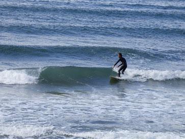 冬の海も嫌いじゃないです。なんか毛穴がキュってなる感じが個人的にはいいですね。