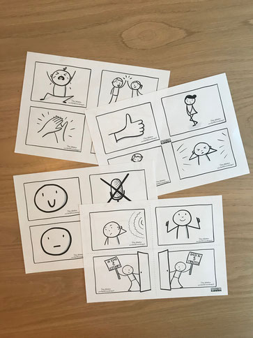 nonverbal communication cards