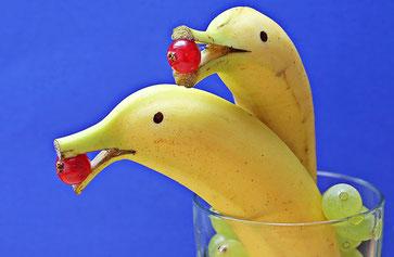 これはバナナです。鍼灸は良いです。