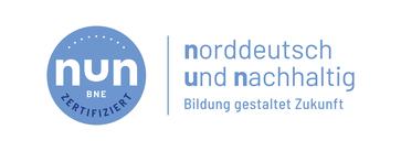 Logo NUN, Norddeutsch und nachhaltig