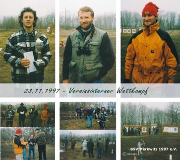 Fotocollage - BSV Merkwitz 1997 e.V.