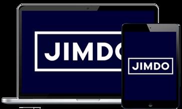 Erstelle deine eigene Webseite mit dem Baukasten von Jimdo und Giangrasso Webdesign.