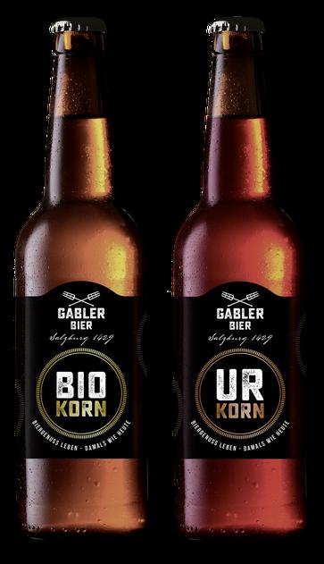 Gabler Bier 2 Sorten